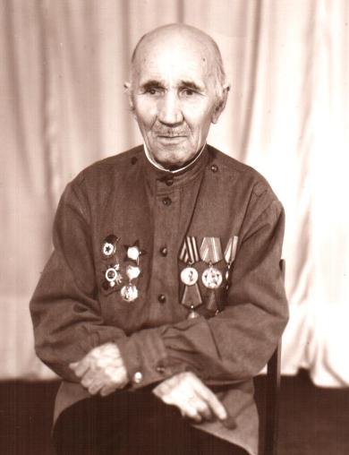 Ходырев Фёдор Романович