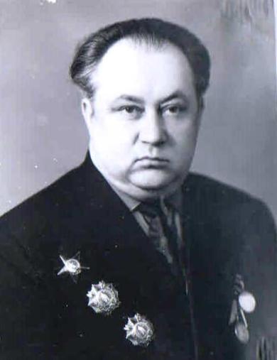 Устинов Виталий Иванович