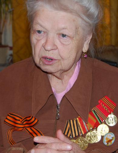 Михневич Зинаида Александровна