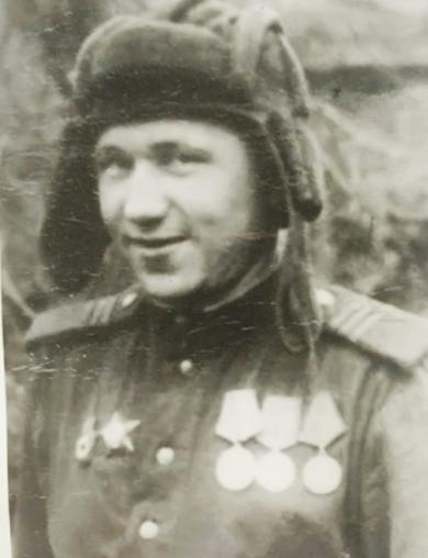 Уваров Сергей Алексеевич