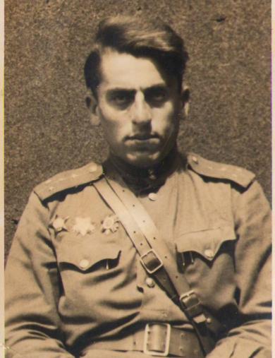 Ханджян Амазасп Григорьевич