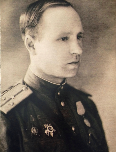 Звягин Иван Нестерович