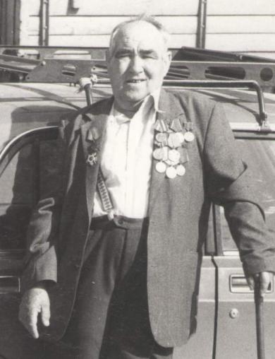 Луценко Иван Андреевич