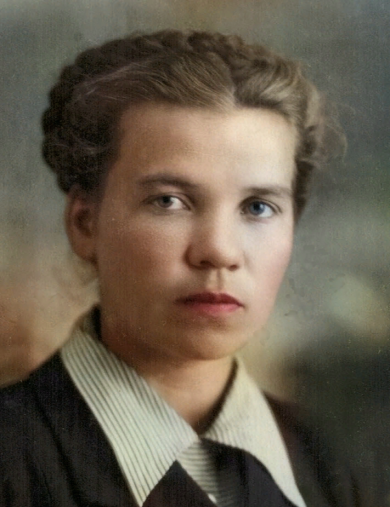Чеснокова Валентина Матвеевна