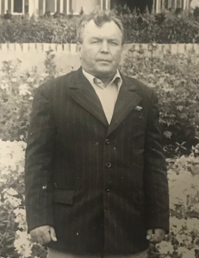 Ведерников Николай Дмитриевич