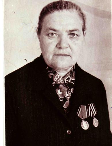 Назина Анна Ивановна