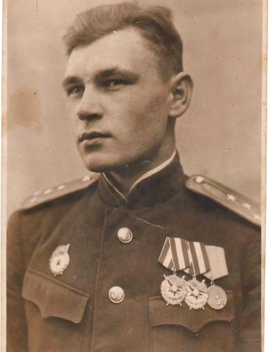 Меняйлов Федор Никитич