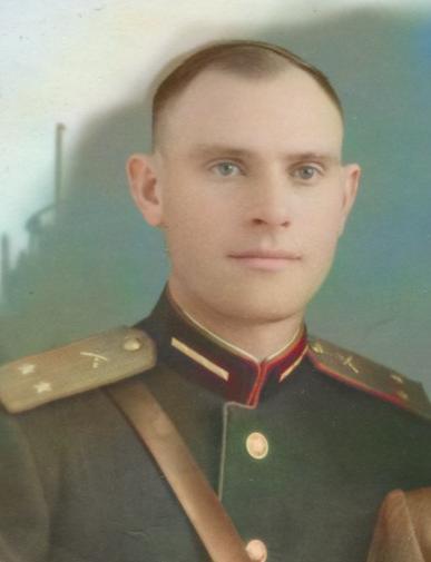 Железнов Дмитрий Матвеевич