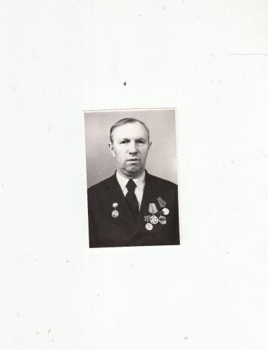 Кукшкин Кирил Ванифантьевич