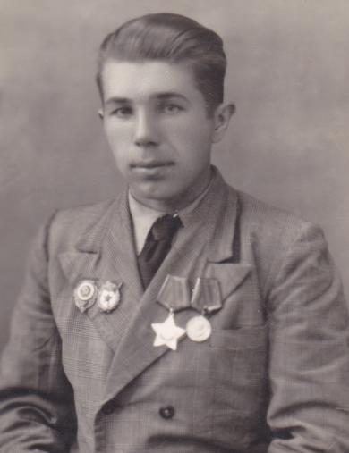 Бодунов Валентин Дмитриевич