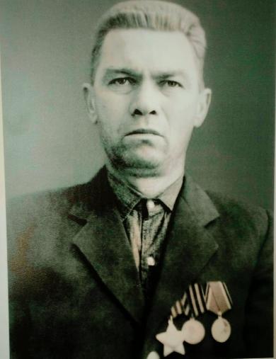 Солопов Василий Фёдорович