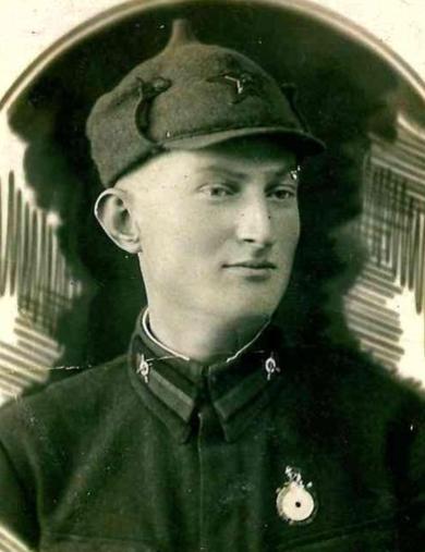 Левашов Иван Федорович