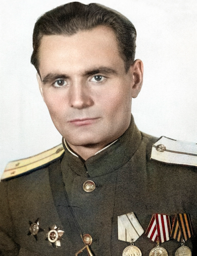 Коневский Иван Михайлович