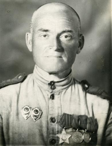 Соловьёв Алексей Фёдорович