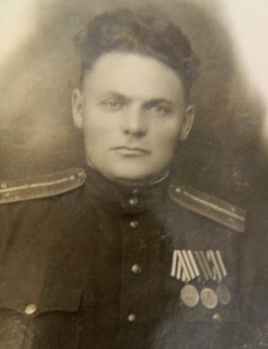 Новиков Николай Георгиевич