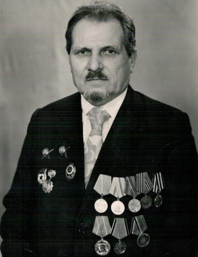 Приходченко Иван Дмитриевич