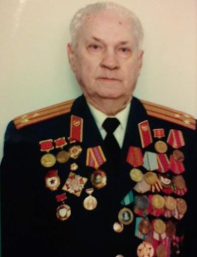 Яншин Иван Измайлович