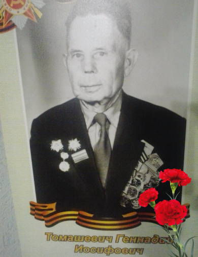 Томашевич Геннадий Иосифович