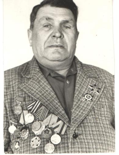 Пономарев Василий Николаевич