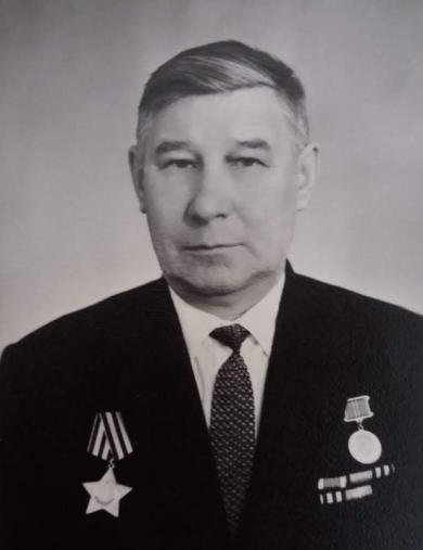 Исаков Николай Дмитриевич