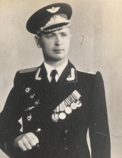Юров Василий Алексеевич