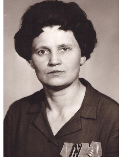 Брусницына Антонина Максимовна