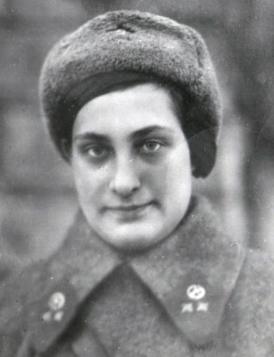 Хамункина (Чулкова) Мария Васильевна