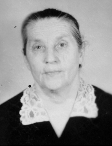 Серёгина Полина Александровна