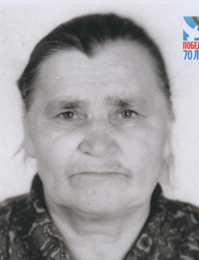 Щербанюк Олита Кузьминична