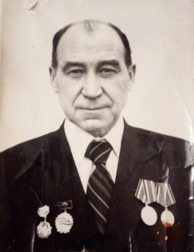 Какичев Наум Сергеевич