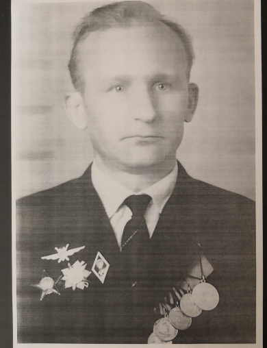 Щенников Николай Петрович