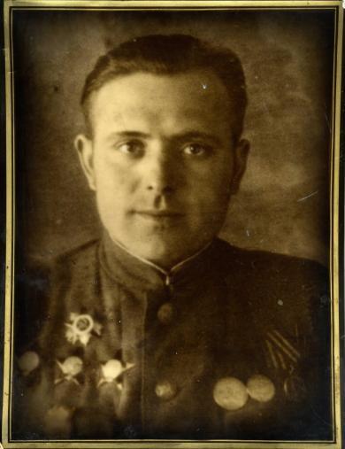 Егоров Иван Николаевич