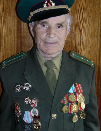 Жубрев Павел Андреевич