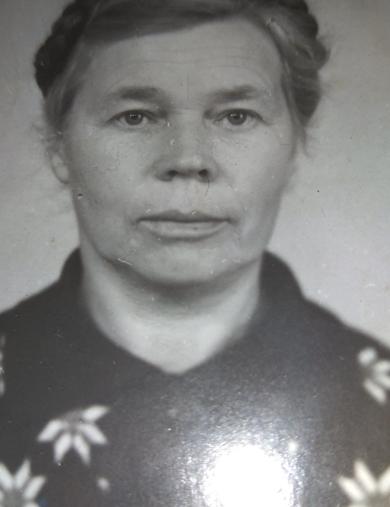 Фокина Мария Константиновна