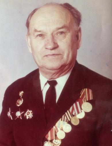 Исаев Михаил Андреевич