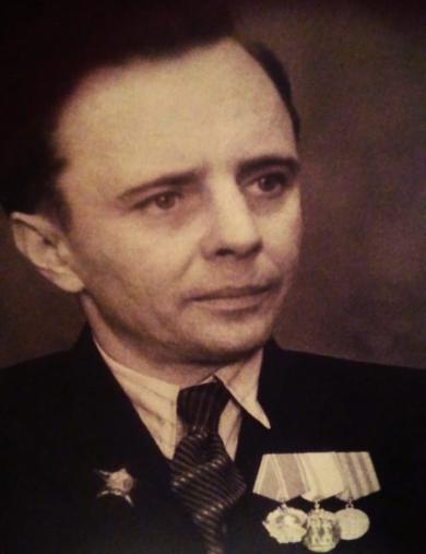 Цветков Григорий Михайлович