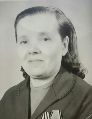 Григорова Анна Семёновна