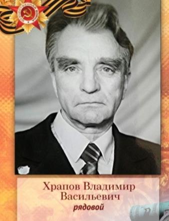 Храпов Владимир Васильевич