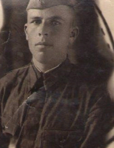Сапожников Дмитрий Тихонович