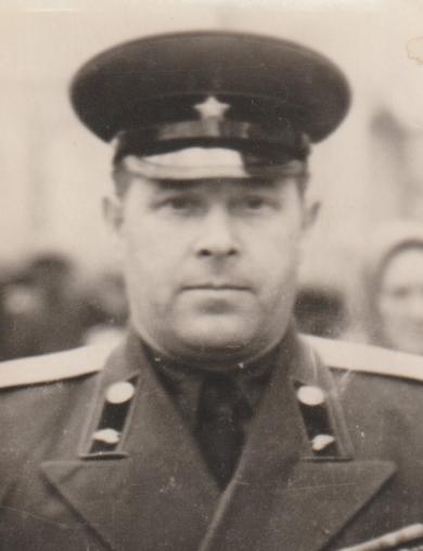 Жаворонков Петр Дмитриевич