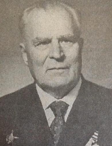 Щербатенко Илья Тимофеевич