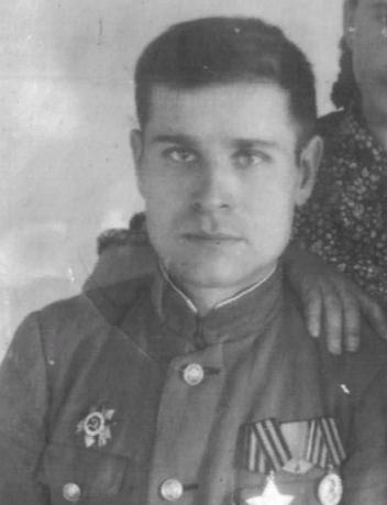 Сучков Петр Корнеевич