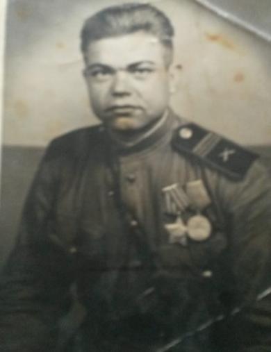 Федоров Николай Елизарович