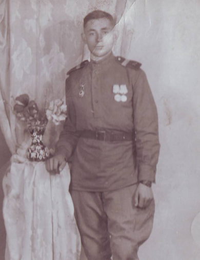 Кудрин Николай Александрович