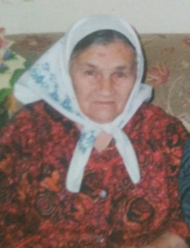 Сентюрина Анастасия Николаевна
