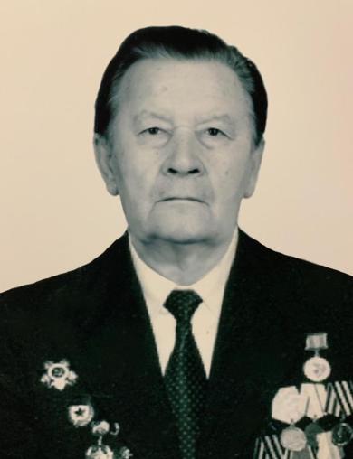 Жеваго Николай Тихонович