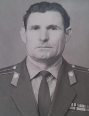 Жувагин Николай Фёдорович
