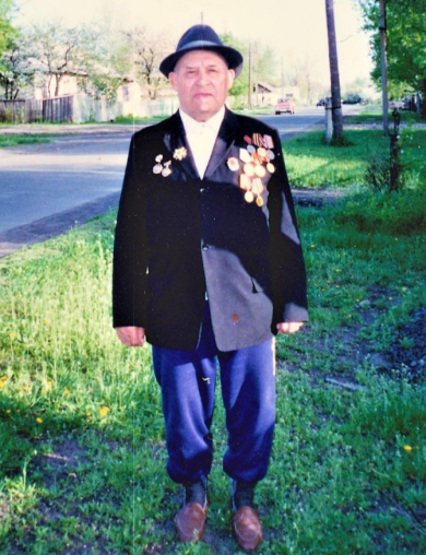 Бородин Пётр Терентьевич