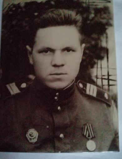 Атмашкин Никифор Иванович