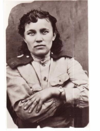 Козловских (Наймушина) Наталия Никандровна